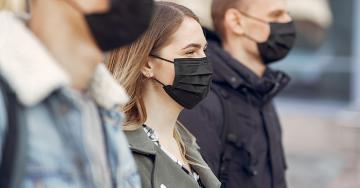 Wear a mask to protect yourself against Coronavirus