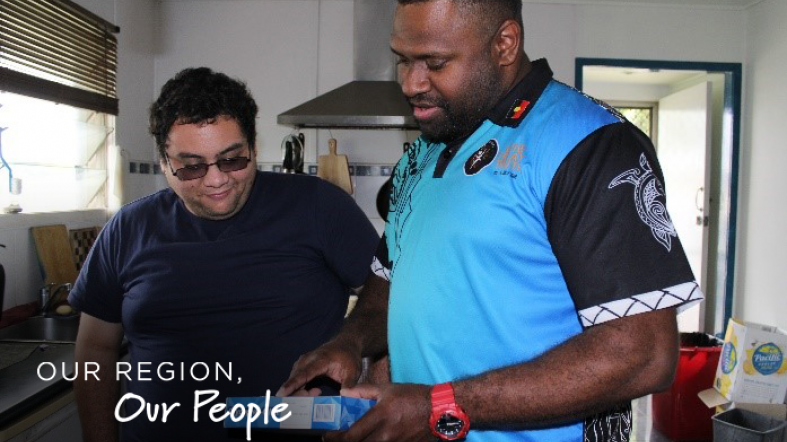 Our Region, Our People - ITC helping Aboriginal and Torres Strait Islander people improve their health
