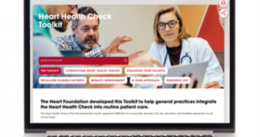 Heart Health Check Toolkit