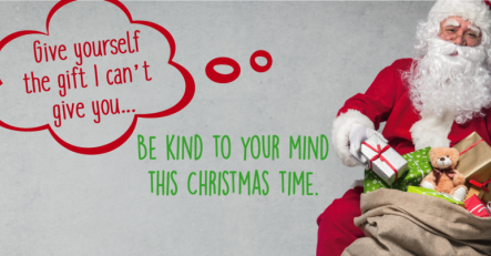 Be Kind To Your Mind campaign image