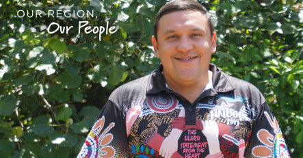Our Region, Our People - Meet Daniel